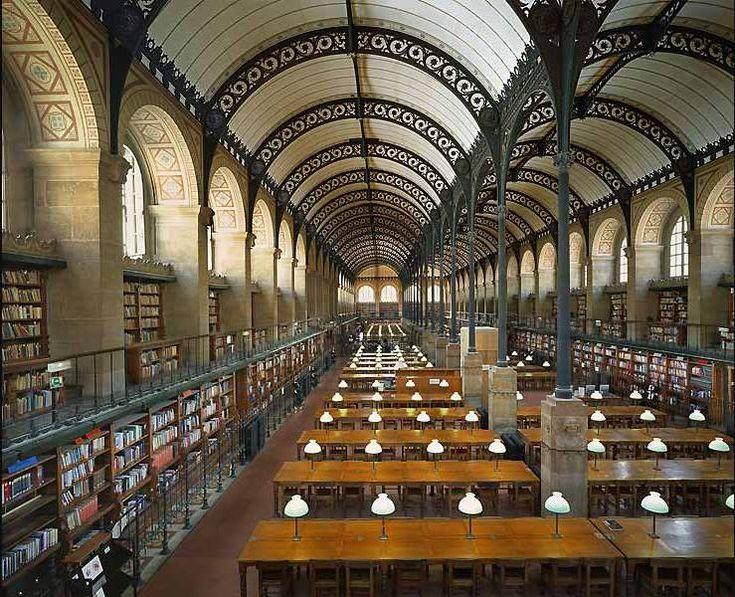 библиотека Святой Женевьевы в париже: 16 тыс изображений найдено в Яндекс.Картинках
