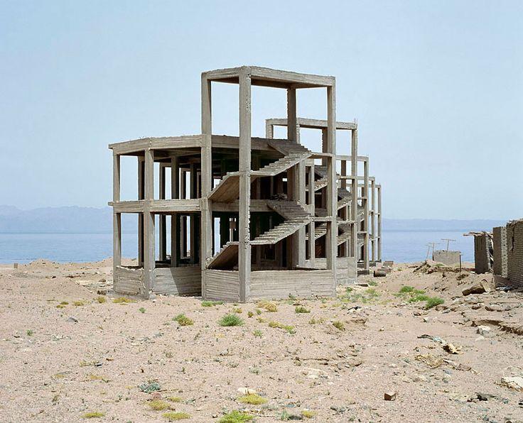Stefanie Zoche, Unfinished hotel resorts in Sinai, Egypt 2002-05