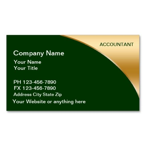 Accountant Business Cards. I love this design! It is available for customization or ready to buy as is. All you need is to add your business info to this template then place the order. It will ship within 24 hours. Just click the image to make your own!
