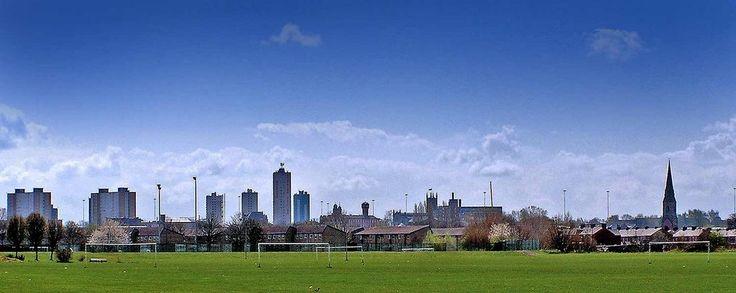 salford skyline - Google Search
