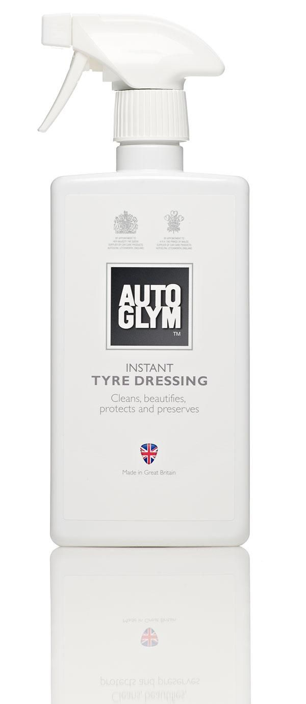 Autoglym ITD500 Instant Tyre Dressing revitalise tyres for that new lo
