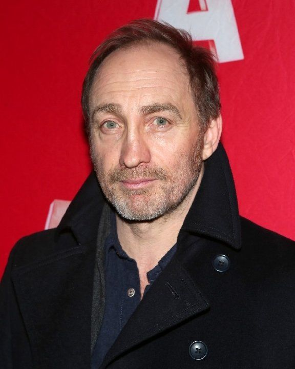 Michael McElhatton--yes, I'm feeling Roose Bolton. Is there some kind of problem
