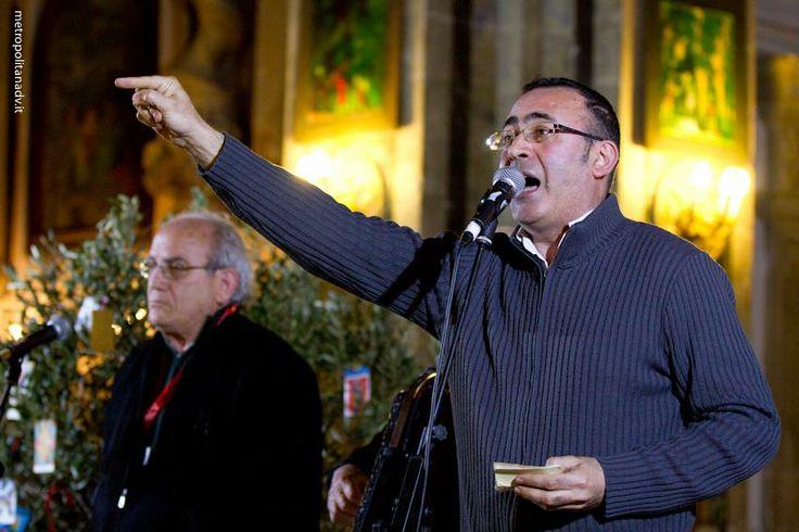 La Passione di Cristo in grico eseguita dagli Astèria. Sabto 5 aprile 2014 a Sternatia (Le). Info su http://www.cantidipassione.it