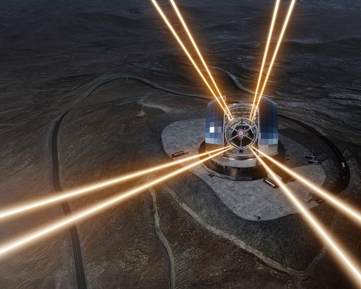 Подписаны контракты на изготовление гигантского главного зеркала Чрезвычайно Большого Телескопа ESO