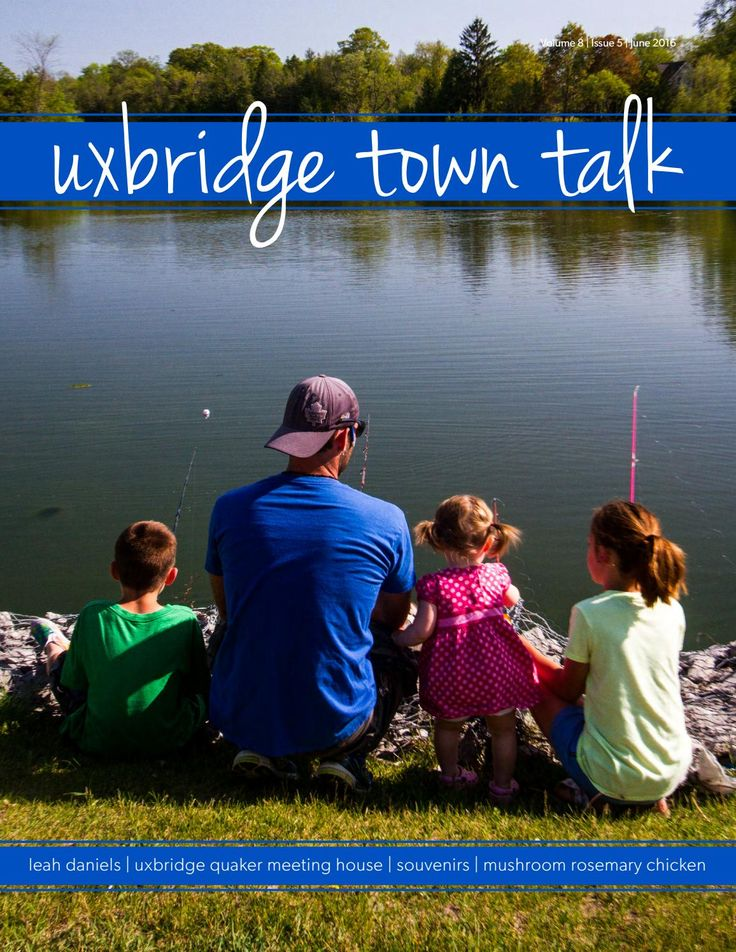 Uxbridge Town Talk - June 2016