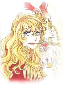Lady Oscar- Versailles no bara titolo originale Berusaiyu no bara - anime e manga link