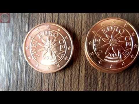 Diese 1 Cent Münze Macht Dich Reich Itzvladi Youtube Münzgeld