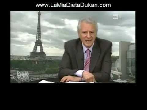 """[3/3] Pierre Dukan ospite a """"Porta a porta"""" (puntata del 31/05/2011)"""