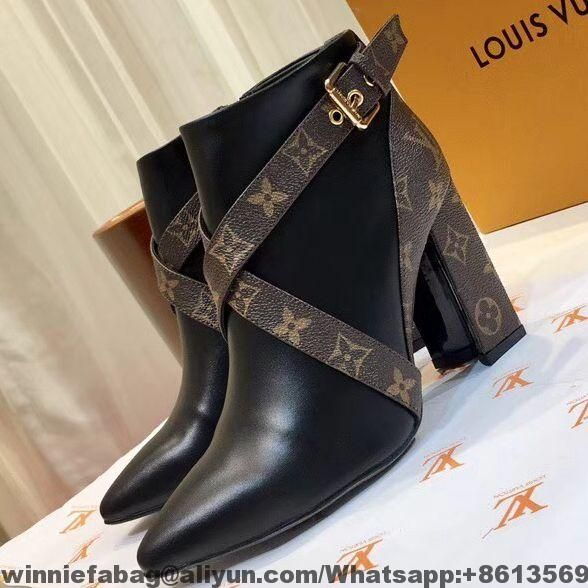 Louis Vuitton Matchmake Ankle Boot 2018