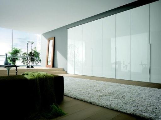 Contemporary Bedroom Wardrobes - Brillant Spaces Wardrobes