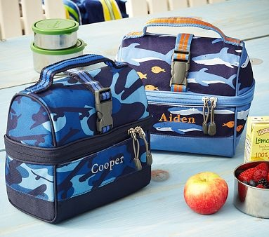 Searched a long time, and finally found well designed lunch bags