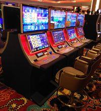 Ranura de juegos de azar de casino bingo máquina de juego