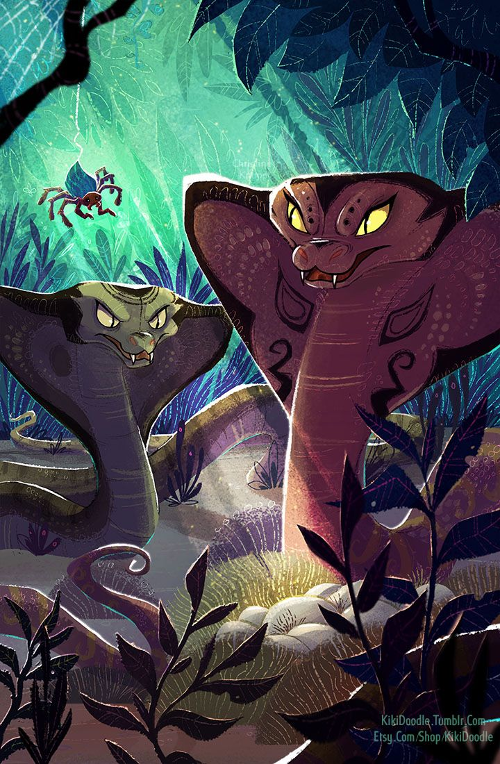 20 best jungle book images on pinterest the jungle book jungles issue 2 of the rikki tikki tavi comic adaptation i worked on is out check fandeluxe Choice Image