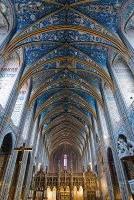 Saint Cecil Cathedral, Albi, France