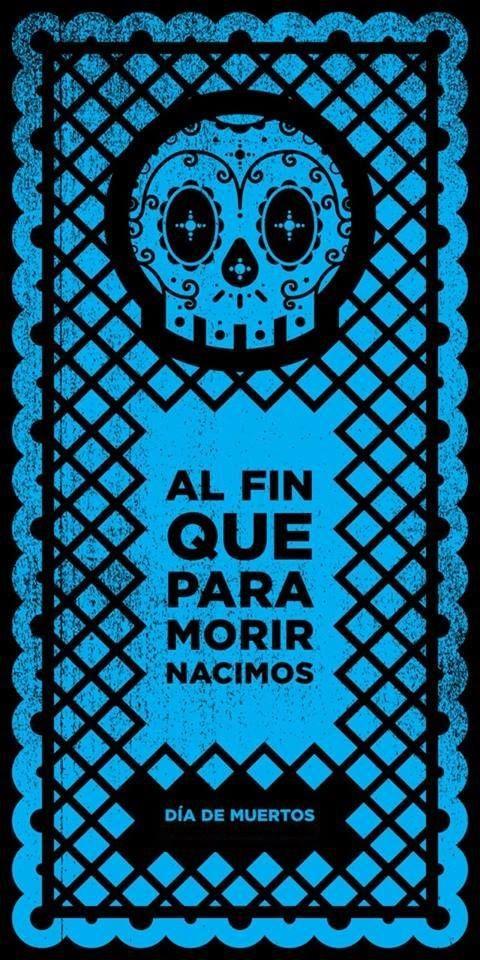 Día de muertos. México