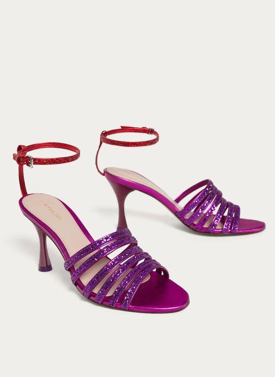 e50beb8d30 Zapatos para invitada. ¡Una selección de lo más TOP con diseños y colores  espectaculares! Image  35