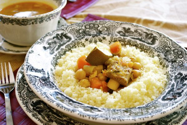 Cuscús de las Siete verduras, receta marroquí tradicional I Rosh Hashana