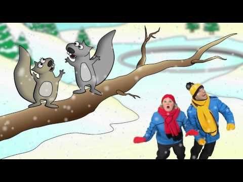 ▶ Chanson : C'est l'hiver - YouTube