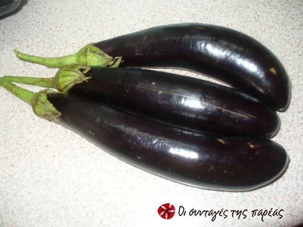 How to freeze eggplants