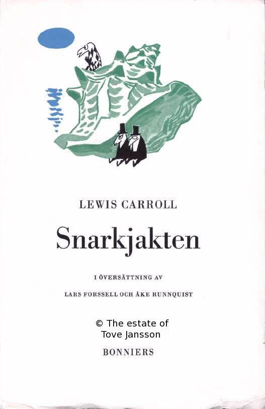 Tove Jansson's Snark title