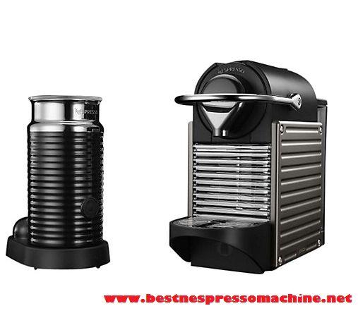 best nespresso machine for home