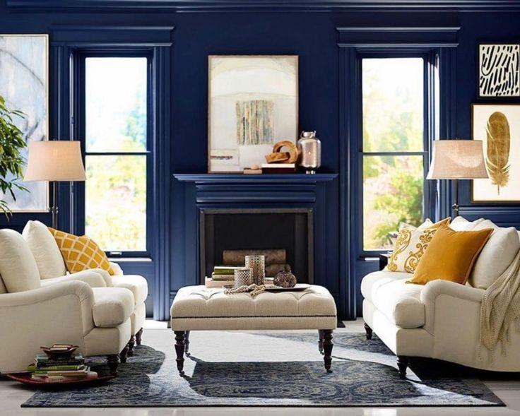 Pottery Barn Love The Wall Color
