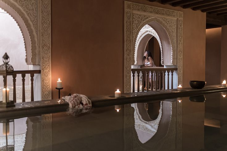 hammam al andalus, hammam, baños arabes, Plaza de los Martires, Malaga, Andalucia