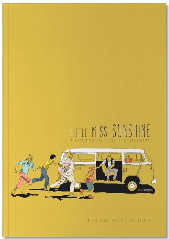 Little Miss Sunshine Premium Notizbuch Jetzt bestellen unter: https://moebel.ladendirekt.de/dekoration/accessoires/?uid=6d4353ab-526f-5317-925a-50fbb1b5b1d5&utm_source=pinterest&utm_medium=pin&utm_campaign=boards #movies people #accessoires #dekoration Bild Quelle: www.juniqe.de