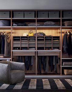 Gentleman's closet - Poliform