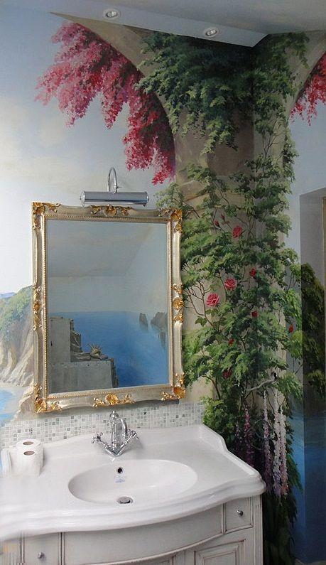 Фото работ - художественная роспись стен, потолков и фасадов зданий - фото, Минск