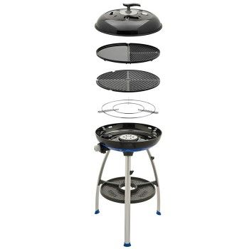 FREE Cadac Chef BBQ Cover worth £8.04  All-in-one outdoor #cooking convenience. The portable #CADAC #Carri #Chef 2 #barbecue with Grill 2 Braai griddle offers you an unequalled number of cooking solutions for your #outdoor cooking needs. So if you're contemplating your next camping trip, caravanning holiday, or merely for your home patio or gardening entertaining. #gas #bbq