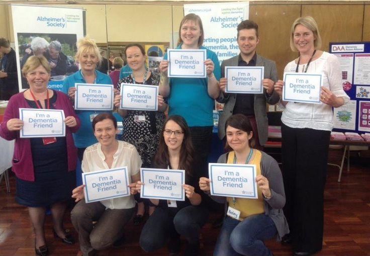 Warwickshire's Dementia Awareness Week event - feedback
