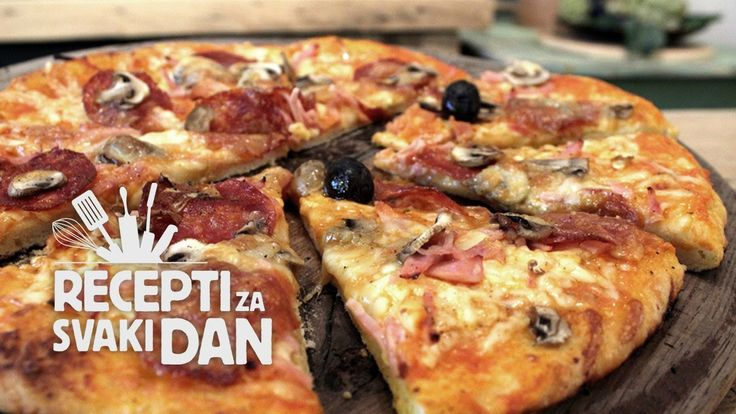Pizza - video recept