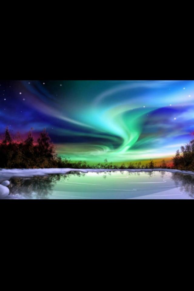 Northern Lights, Canada