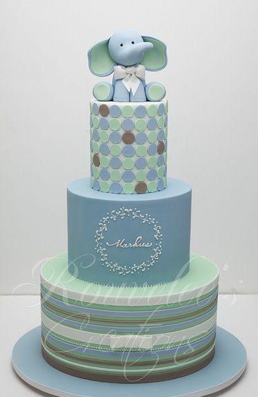 Baby Shower cake-For little boy Chapman Mark Roper.....I just named my grand nephew...He will love his Bebbie bestest...