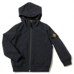 Stone Island Junior Boys Navy 41134 Jacket