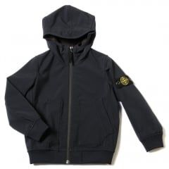 Stone Island Junior Boys Navy 41134 Jacket