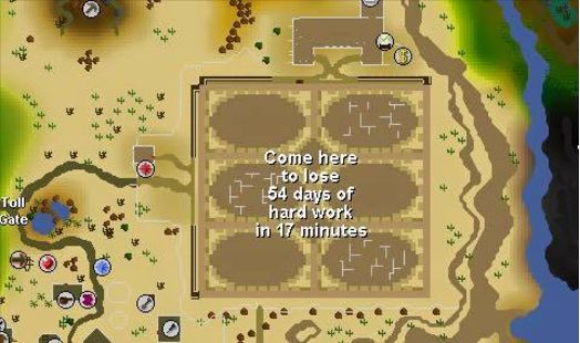 I go to the old school #runescape #oldschoolrunescape #rsorder Code - new osrs world map in game