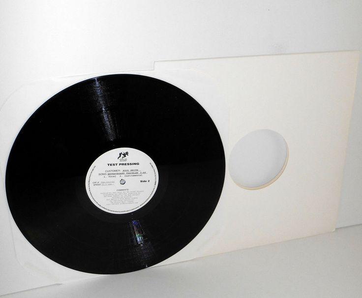 KOOL KEITH extravagant traveler TEST PRESS Vinyl Record #UndergroundAlternative