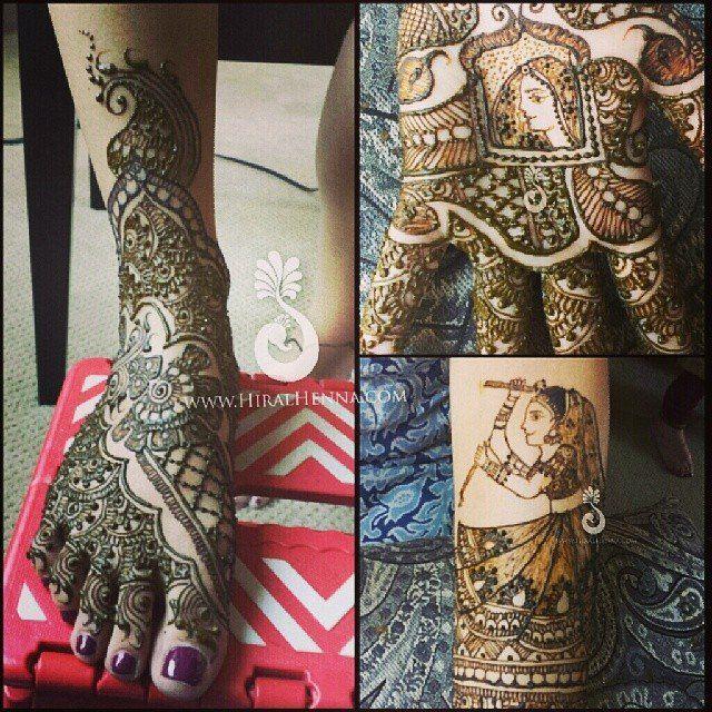 Part Sushma's #Bridal #mehndi | Flickr - Photo Sharing!
