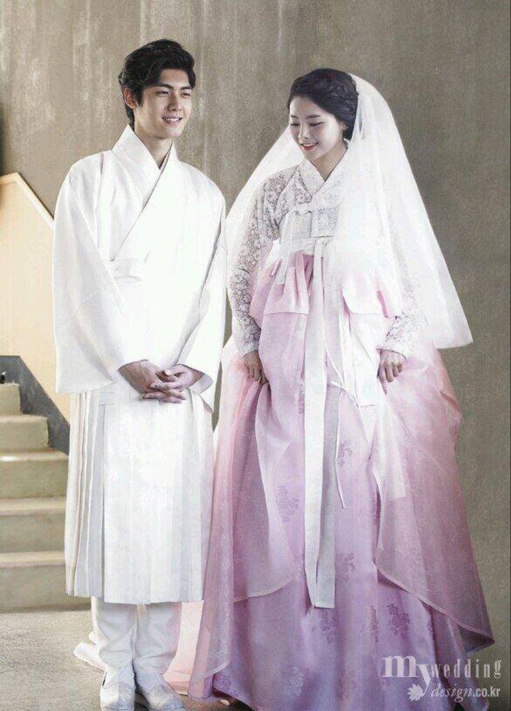 한복 Hanbok : Korean traditional clothes[dress]  | #ModernHanbok #wedding