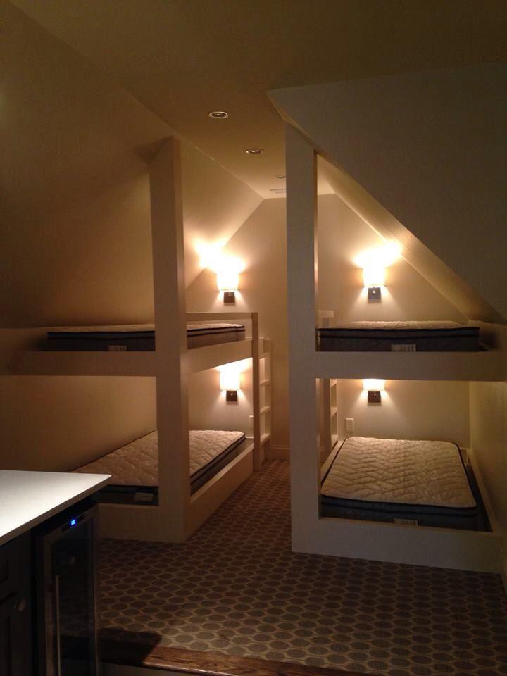 48 best popham paccha images on pinterest bathroom for Attic loft bed