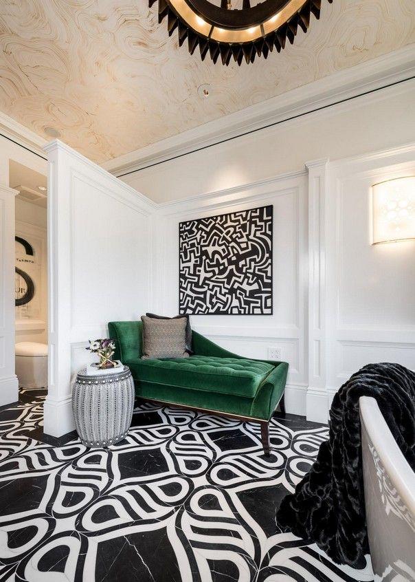 room decor ideas 15 rooms with a luxury interior design in black rh pinterest com