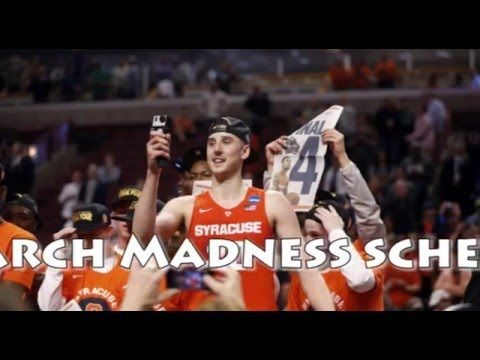 2016 March Madness schedule Sunday's Elite 8 game times, TV guide