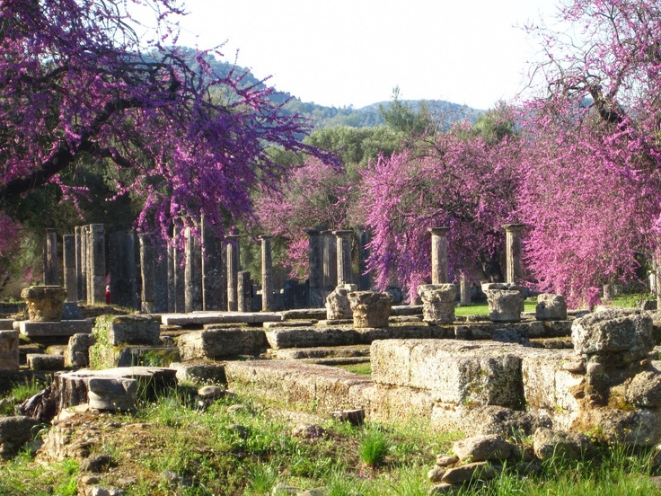 Olympia, Greece :: a great place to visit for those who love the Olympics. The history was fascinating