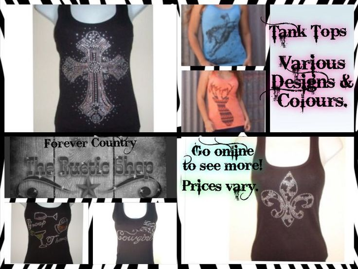 Online you will also find various designs of t-shirts, tank tops and coming soon - hoodies!  Lots more designs online! There is something for everyone!  Men, women, children! Go check it out!  https://forevercountry.therusticshop.com/store/  Please allow 2-4 weeks shipping to Australia as items are from America!  And also change your currency to suit your location.