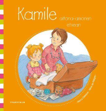 Kamile aitona-amonen etxean / Aline De Petigny.