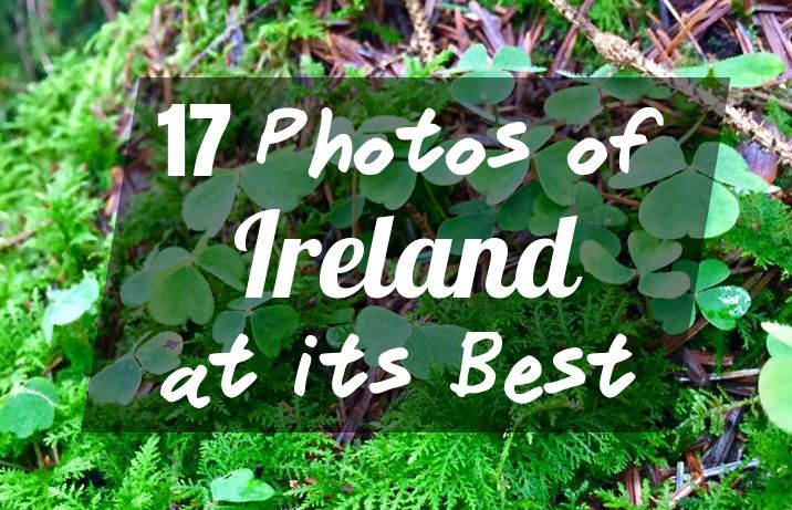 Some of my favourite places in Ireland - enjoy the photos