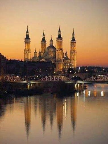 Zaragoza, Spanyolország