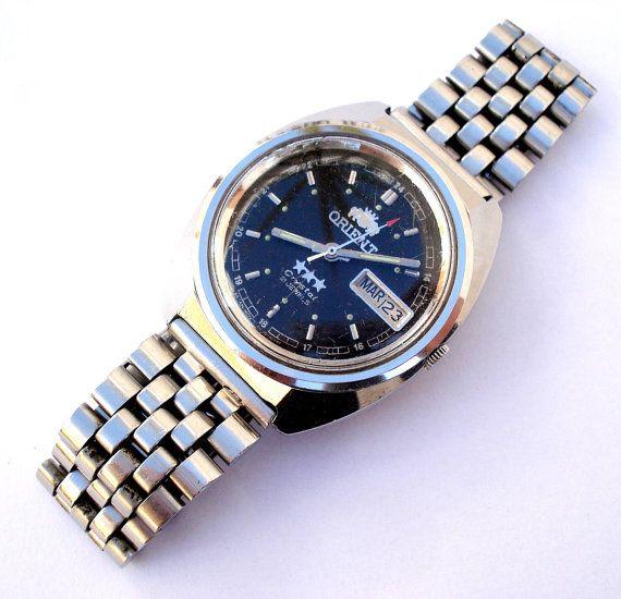 Tell me your offer   Vintage Reloj ORIENT Crystal por shopvintage1